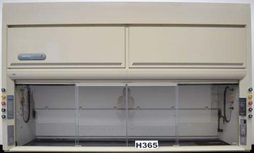 10′ LABCONCO PROTECTOR USED LABORATORY CHEMICAL FUME HOOD