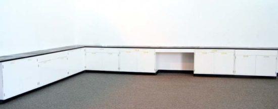 33' Fisher Hamilton Cabinets