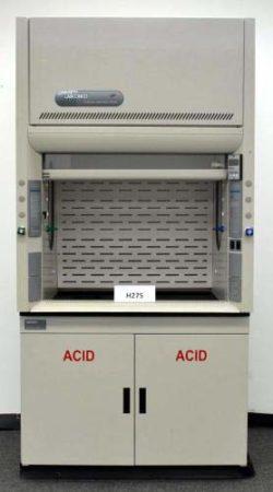 4' Labconco Protector Laboratory Fume Hood (H275)