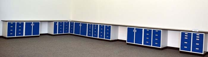 used industrial furniture. 43u2032 of used bedcolab laboratory cabinets furniture with industrial grade counter tops i