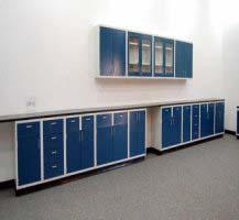 45' Laboratory Cabinets