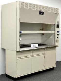 6' Kewaunee Fume Hood w/ Cabinets