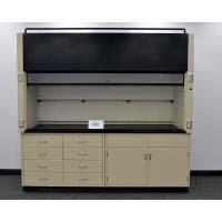 6' Labconco Laboratory Fume Hood w/ Epoxy Resin Countertops