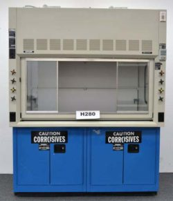 6' Fisher Hamilton Safeaire Fume Hood