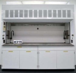 8' Bedcolab Laboratory Fume Hood