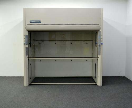 8′ LABCONCO WALK IN LABORATORY FUME HOOD H043