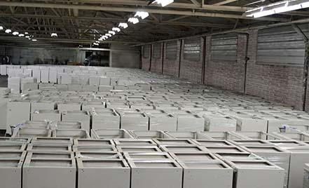 NLS warehouse