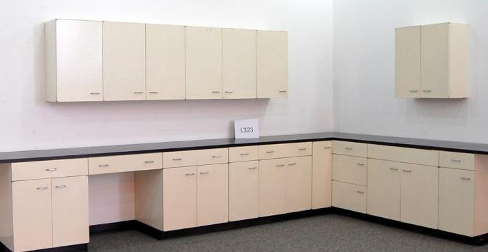 Ordinaire Laboratory Lab Cabinets / Casework 18u2032 ...