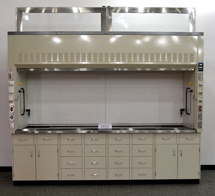 10 39 mott chemical fume hood base with base cabinets epoxy for 10 deep floor cabinet