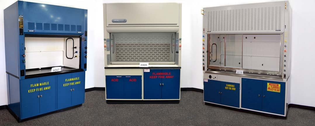Wide Selection Of Fume Hoods