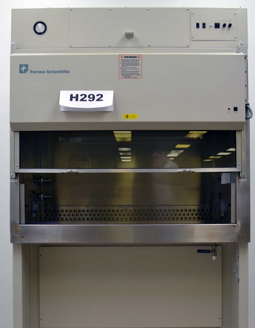 52″ FORMA SCIENTIFIC FUME HOOD CLASS 1 BIO SAFETY ENCLOSURE H292