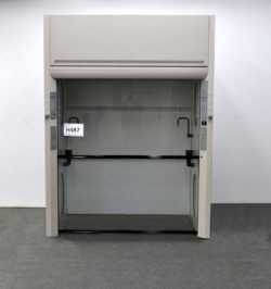 6' Labconco Walk-In Laboratory Chemical Fume Hood (H487)