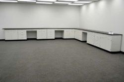 35' Hamilton Base Laboratory Cabinets w/ Tops (pa4-L360)