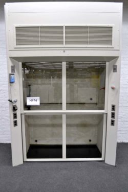 5' Walk-In Laboratory Chemical Fume Hood (H474)