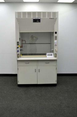 4' Kewaunee Chemical Laboratory Fume Hood (H506)