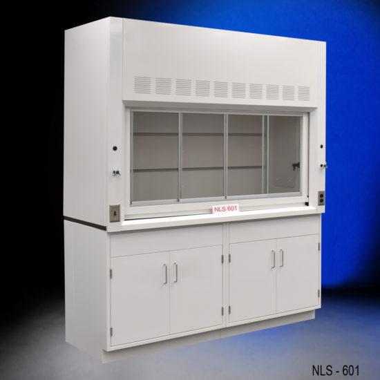 6' Fisher American Chemical Fume Hood (NLS-601)
