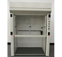 5' Fisher Hamilton Thermo Science Walk-In Fume Hood