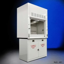 *NEW* 4' Fume Hood w/ Flammable Storage Cabinet (NLS-401)