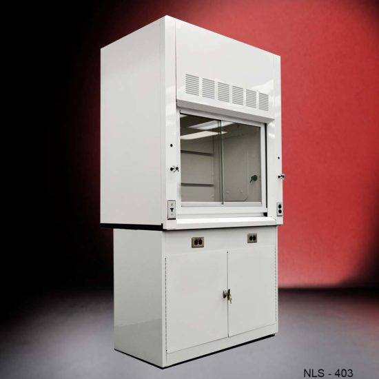 4' Fume Hood w/ General Base Cabinet (NLS-403)