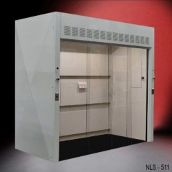 8' Wide x 4' Deep Walk-In Fume Hood (NLS-H511)