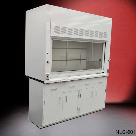 6' American Scientific Chemical Fume Hood (NLS-601)