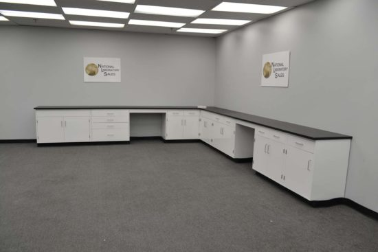 15' x 17' Fisher American Cabinets (SLS 004)