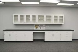 18' Base x 13' Wall Cabinets w/ Industrial-Grade Countertops