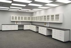 35' Base x 30' Wall Cabinets w/ Workbenches