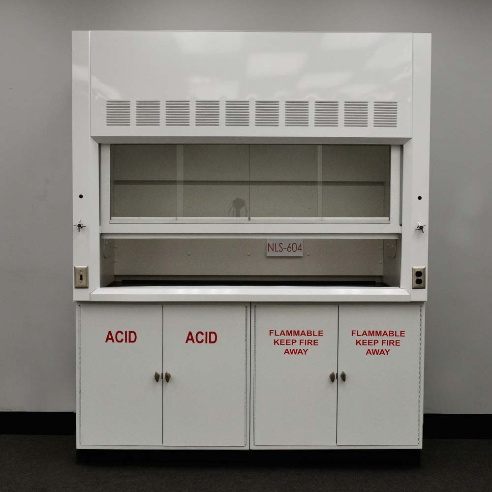 how does a fume hood work?