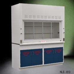 6' Fume Hood w/ Flammable Cabinets (NLS-613)