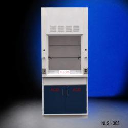 3' Fume Hood w/ Acid Cabinet (NLS-305)
